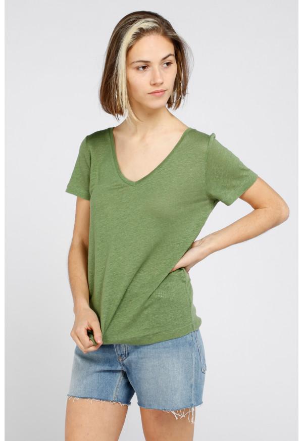T-Shirt Milan Kaki