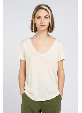 T-Shirt Milan Ecru