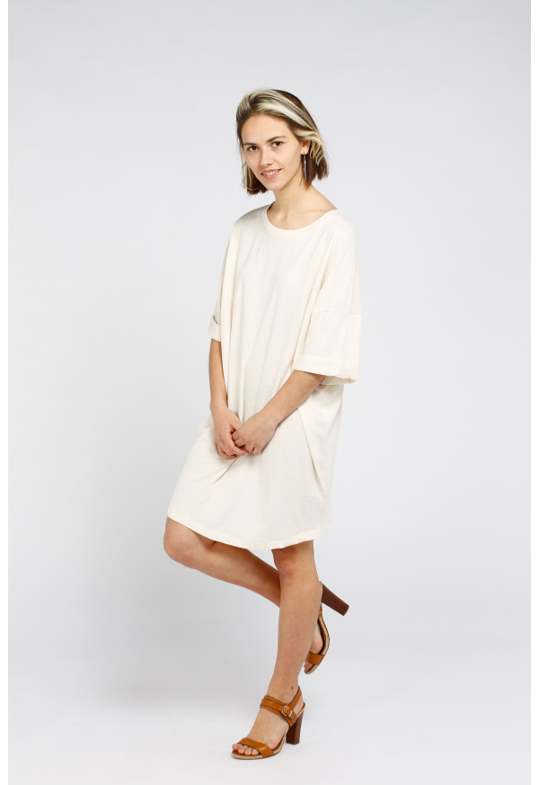Dress Cylbay 14A Naturel