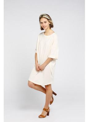 Dress Cylbay 14A Naturel