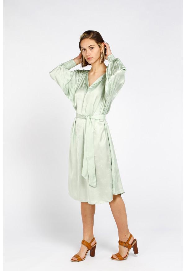Vestido Gitaka 14G Jade