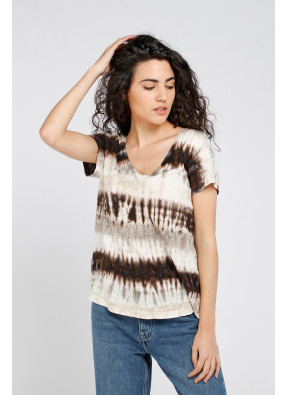 T-shirt Milan Mixte Tie Dye