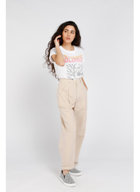 Trouser S21W323 Sandy