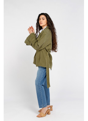 Jacket Vitalia Kaki