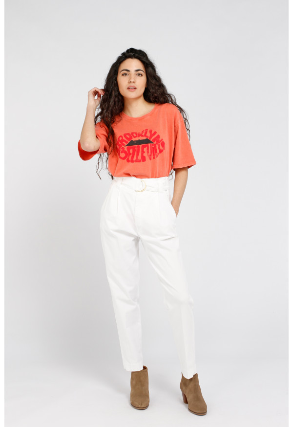 Pantalon Avacolor White