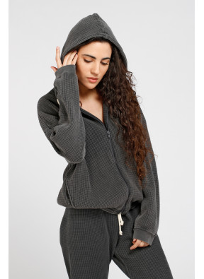 Sweatshirt Bowilove 03B Zinc Vintage