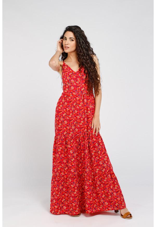 Robe Silvia Red