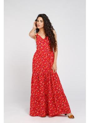 Vestido Silvia Red