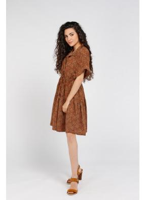 Dress Julia Fire