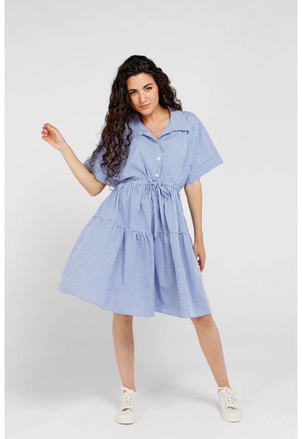 Robe Malicia Blue
