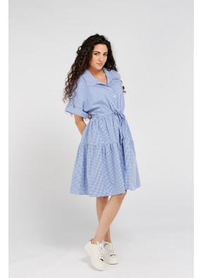Dress Malicia Blue