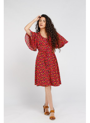 Vestido Laura Red