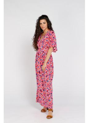 Dress Devy Pink