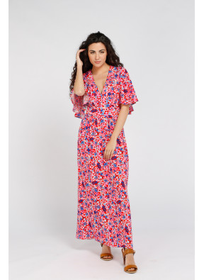 Vestido Devy Pink