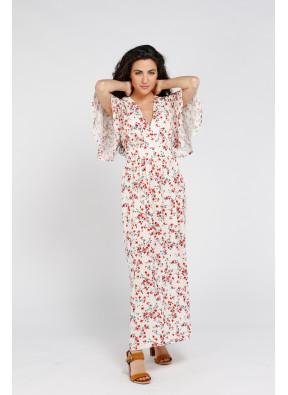 Dress Devy White