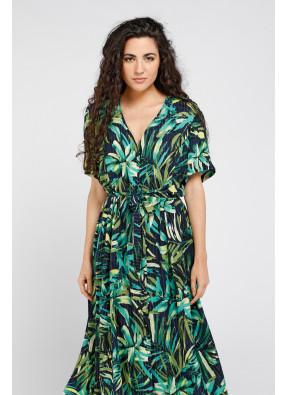 Dress Camelia Jungle