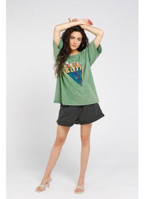T-Shirt Bliss Green