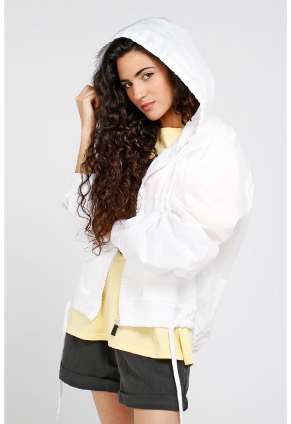 Jacket S21T573 White