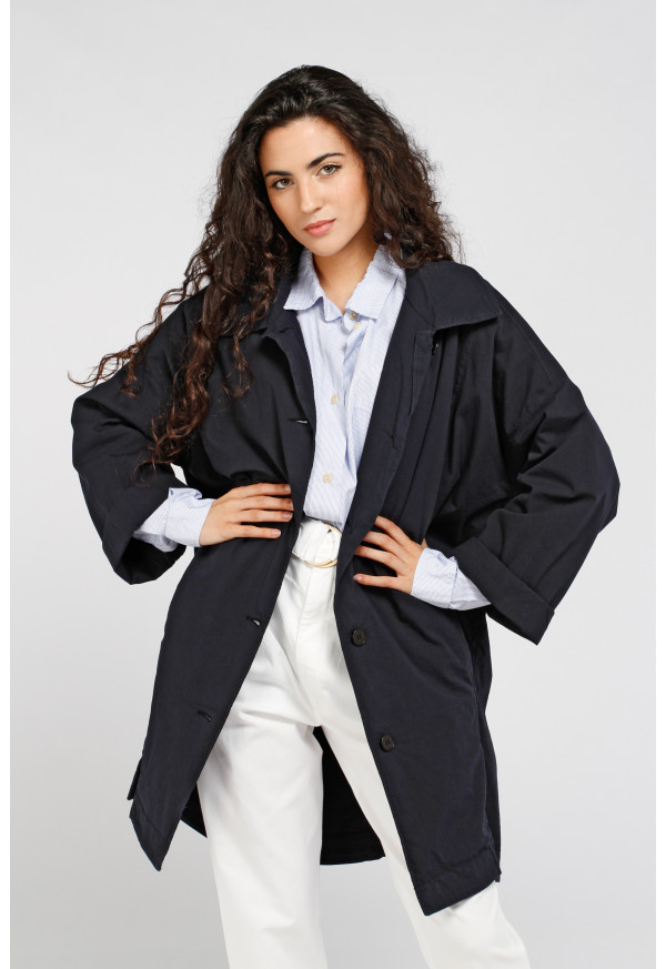 Trench S21W333 Navy