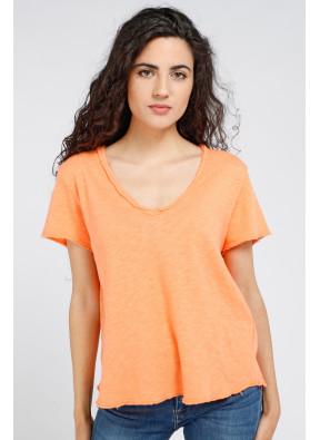 T-shirt Sonoma 02AG Papaye