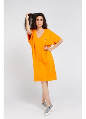 Dress Ekowood Nectarine