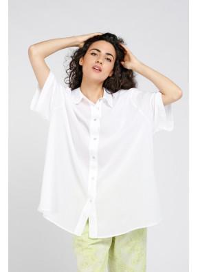 Camisa Timolet Blanc