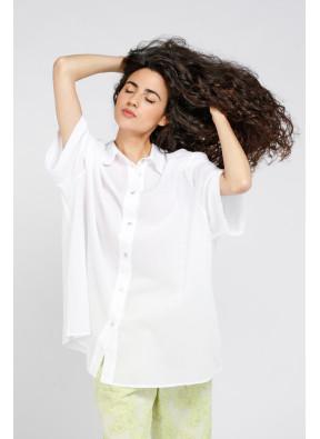 Shirt Timolet Blanc