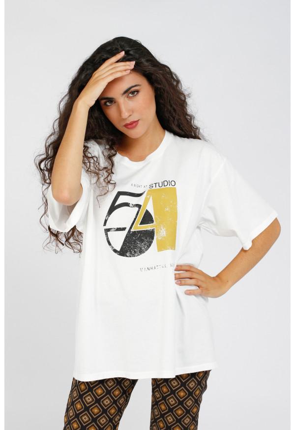 Camiseta Studio 54 Avoine