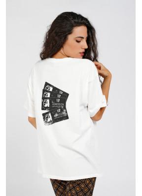 T-shirt Studio 54 Avoine
