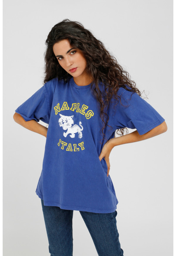 Camiseta Naples Royal