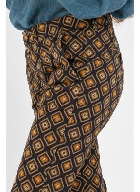 Pantalon Temple Black