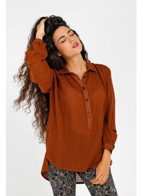 Camisa Songe Sienne