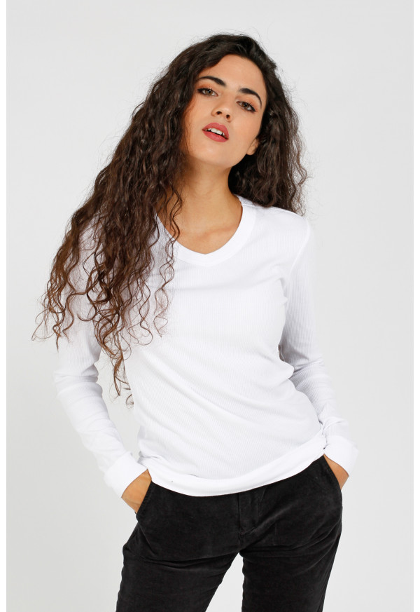Camiseta W21F964 White