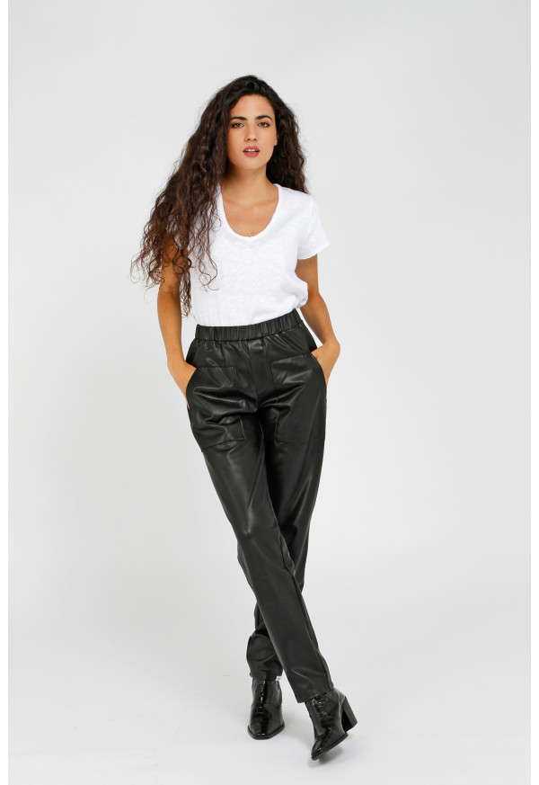 Trouser W21N1020 Black