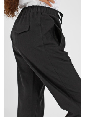 Trouser W21N1028 Black