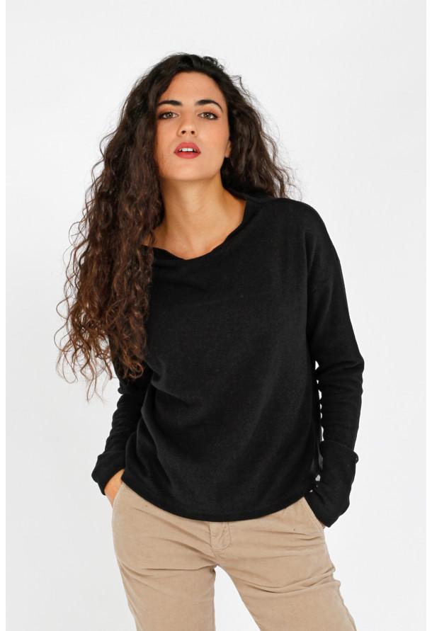 Camiseta W21N1050 Black