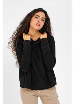 T-shirt W21N1050 Black