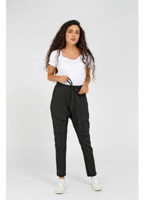 Trouser W21N1082 Black