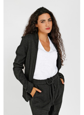 Jacket W21N1083 Black