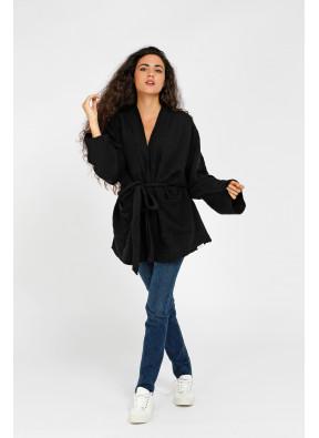 Kimono W21T662 Black