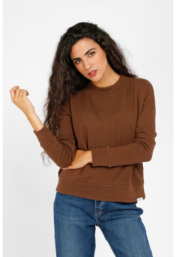 Sweater W21T664 Terra