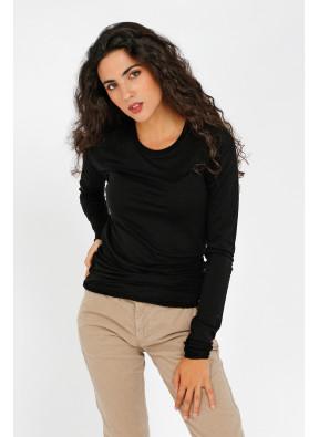 T-shirt W21T672 Black