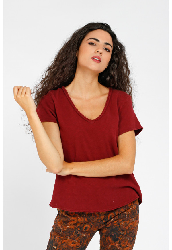 T-shirt Sonoma 02AG Muscat Chine