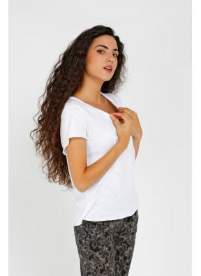 T-shirt Sonoma 02AG Blanc