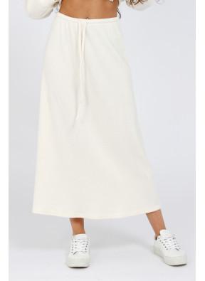 Skirt Riricake 13A Ecru