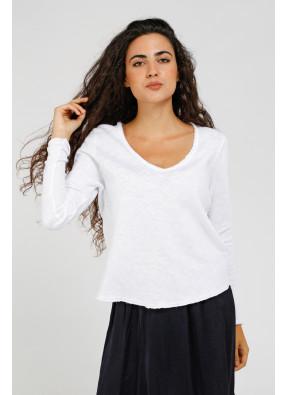 Camiseta Sonoma 02BG Blanc