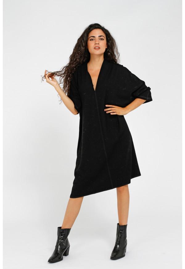 Dress W21N1045 Black
