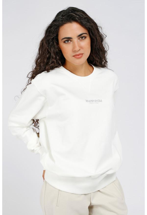 Sweatshirt W21F969 Off White
