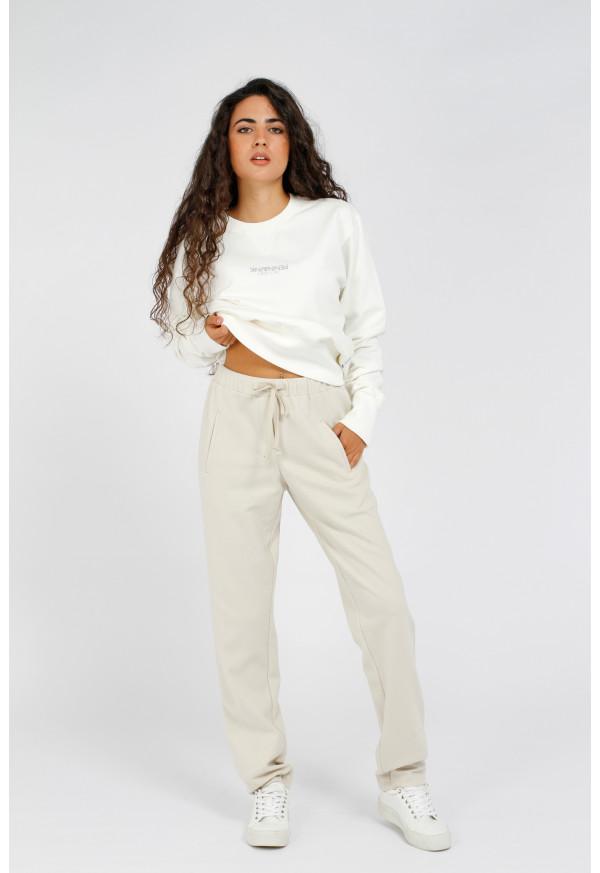 Pantalon W21N1028 Oatmeal