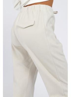 Trouser W21N1028 Oatmeal